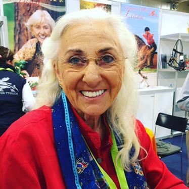 Equitana-Spezial: Der Traberblog im  Interview mit Linda Tellington-Jones