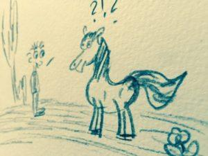 TRABER – Wissen: Verständigung zwischen Mensch und Pferd
