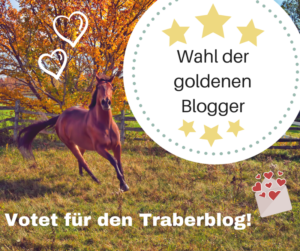 Votet für den Traberblog – Votet für den Traber
