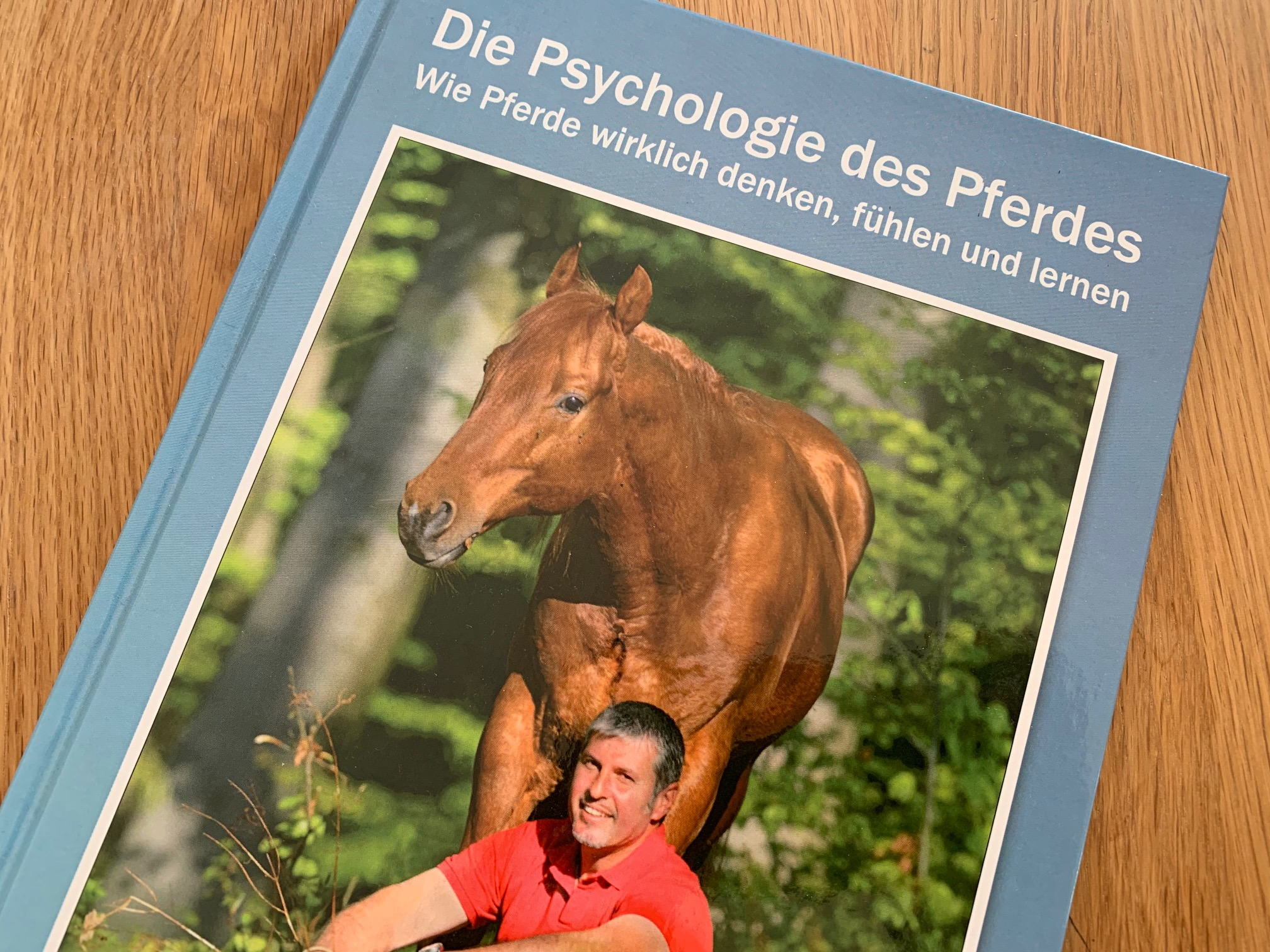 Büchermonat November: Die Psychologie des Pferdes [Rezension]