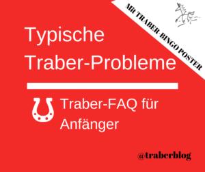 Typische Traber-Probleme – Traber-FAQ für Anfänger